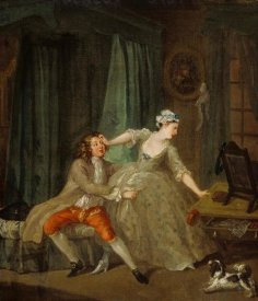 William Hogarth - Before