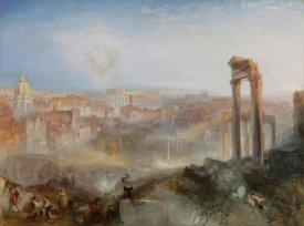 Joseph Mallord William Turner - Modern Rome - Campo Vaccino