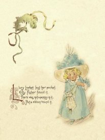 Maud Humphrey - Nursery Rhymes: Lucy Locket