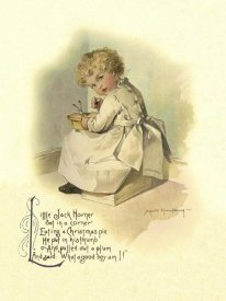 Maud Humphrey - Nursery Rhymes: Little Jack Horner