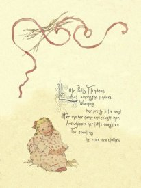 Maud Humphrey - Nursery Rhymes: Little Polly Flinders