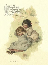 Maud Humphrey - Nursery Rhymes: Jack and Jill