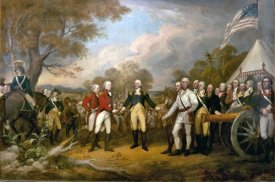 John Trumbull - Surrender of General Burgoyne