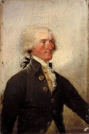 John Trumbull - Thomas Jefferson, 1788