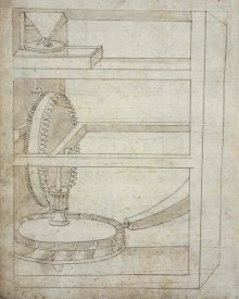 Francesco di Giorgio Martini - Folio 2: mill