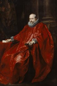 Anthony van Dyck - Portrait of Agostino Pallavicini