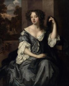 Peter Lely - Portrait of Louise de Keroualle, Duchess of Portsmouth