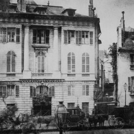 William Henry Fox Talbot - Paris, May 1843 - Boulevard des Italiens