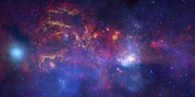 NASA - NASA's Great Observatories Examine the Galactic Center Region