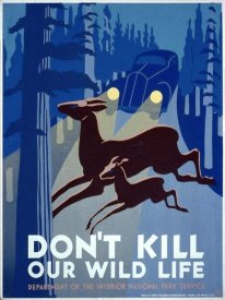 WPA - Don't kill our wild life