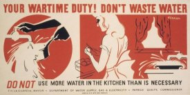 Earl Kerkam - Do not use more water in the kitchen than is necessary