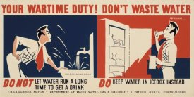 Earl Kerkam - Do not let water run a long time to get a drink