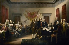 John Trumbull - Declaration of Independence