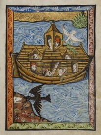 Unknown Illuminator - Noah's Ark