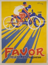Anonymous - Favor Cycles et Motos, 1927