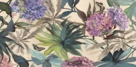 Eve C. Grant - Hydrangeas Panel