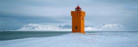 Jean Guichard - Krossnes lighthouse, Iceland
