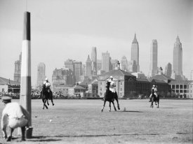 Philip Gendreau - Polo Game on Governors Island, NYC