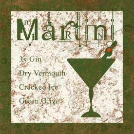 BG.Studio - Cocktail Recipes - Martini