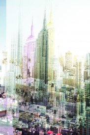 Peter Berry - Empire State Building Multiexposure I