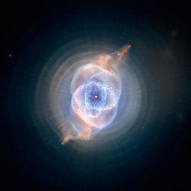 NASA - Cat's Eye Nebula, NGC 6543, May 4 2002
