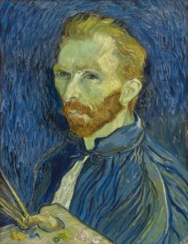 Vincent van Gogh - Self-Portrait, 1889