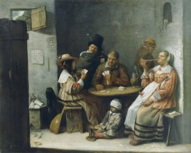 Josse van Craesbeeck - Card Players