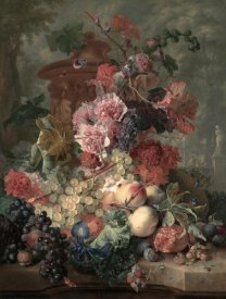Jan van Huysum - Fruit Piece