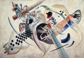 Wassily Kandinsky - Composition 224 (On White), 1920