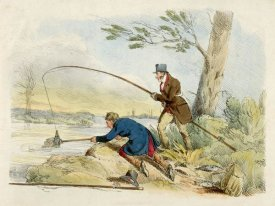 Henry Thomas Alken - Fishing, 1817