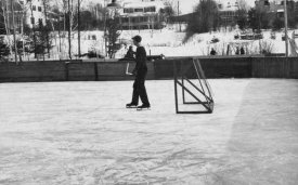 Arthur Rothstein - Winter Sports. Hanover, New Hampshire, 1936