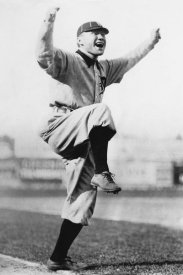 NPCC - Cheering Baseball Player, 1909