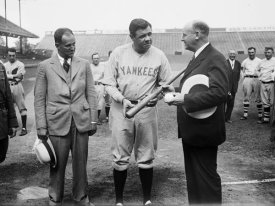 Harris and Ewing Collection (Library of Congress) - Babe Ruth, 1928