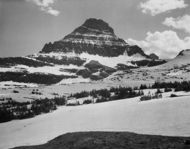 Ansel Adams - View from Logan Pass, Glacier National Park, Montana - National Parks and Monuments, 1941