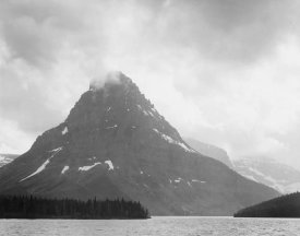 Ansel Adams - Two Medicine Lake, Glacier National Park, Montana - National Parks and Monuments, 1941