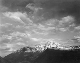 Ansel Adams - Heaven's Peak, Glacier National Park, Montana - National Parks and Monuments, 1941