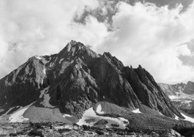 Ansel Adams - Center Peak, Center Basin, Kings River Canyon, proposed as a national park, California, 1936