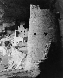 Ansel Adams - Cliff Palace, Mesa Verde National Park, Colorado, 1941