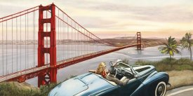Pierre Benson - Golden Gate View