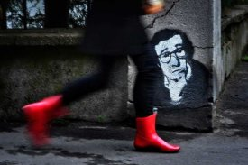 Dragan M. Babovic - Red Boots