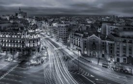 Javier De La - Madrid City Lights