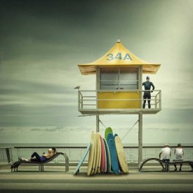 Adrian Donoghue - The Life Guard