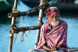 Piet Flour - The Old Man And The Ganges