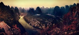 Clemens Geiger - The Karst Mountains Of Guangxi