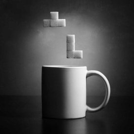 Victoria Ivanova - Tea Tetris Version 2