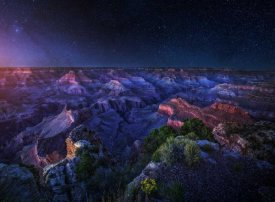 Juan Pablo De - Grand Canyon Night
