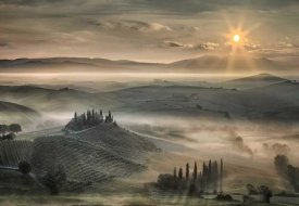 Christian Schweiger - Tuscan Morning