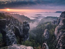 Andreas Wonisch - Sunrise On The Rocks