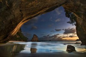 Yan Zhang - Cathedral Cove
