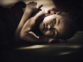 Cuomo Massimo - Motherless Child, Myanmar.